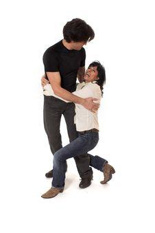 Free Happy Couple Stock Photography - 2364032