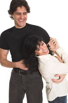 Free Happy Couple Stock Images - 2364044