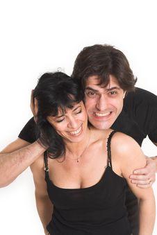 Free Happy Couple Stock Image - 2364091