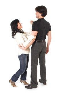 Free Happy Couple Stock Image - 2364341