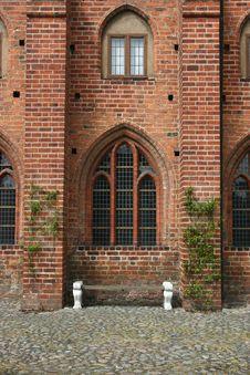 Free The Saint Petri Church,Ystad, Stock Photography - 2366062