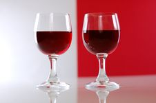 Free Red Wine Stock Photography - 2366842