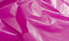 Pink Crushed Background Stock Photography