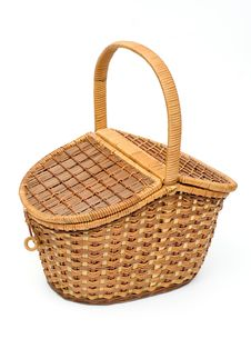 Free Fashion Basket Stock Photo - 2368860