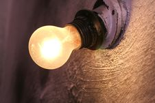 Free Textures Bulb Stock Image - 2369051