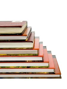 Free Heap Of Books Royalty Free Stock Photos - 2369068