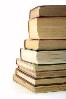 Free Heap Of Books Stock Photos - 2369333