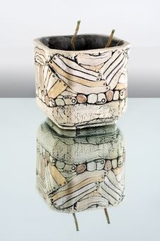 Free Ornamental Pot Stock Photo - 2369390