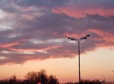 Free Colorful Sunrise Royalty Free Stock Photo - 2369815