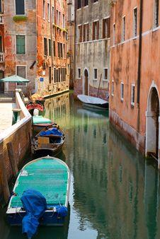 Free Venice, Italy. Stock Photos - 23605273