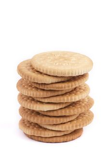 Free Pile Of Cookies Royalty Free Stock Photography - 23605587