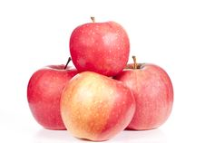 Free Apples Are Red Royalty Free Stock Photos - 23606298