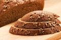 Free Brown Bread Slices Stock Photos - 23615133