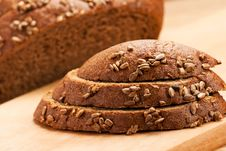 Free Brown Bread Slices Stock Photos - 23615133