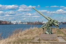 View Of Helsinki. Stock Photo