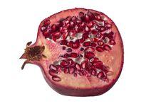 Free Pomegranate Royalty Free Stock Photography - 23616137