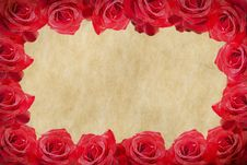 Free Rose Frame Stock Photos - 23619463