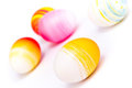 Free Colorful Easter Eggs Stock Photography - 23621452
