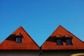 Free Roofs Royalty Free Stock Image - 23629666