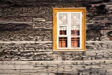 Free Old Window Stock Photography - 23625872
