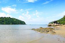Free Layan Beach Royalty Free Stock Image - 23626116