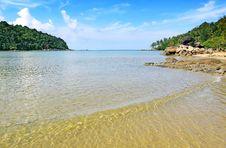 Free Layan Beach Stock Image - 23626191