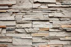 Free Rock Decorative Wall Stock Photos - 23626333