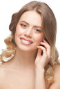 Free Woman With Perfect Healthy Skin Stock Images - 23636184
