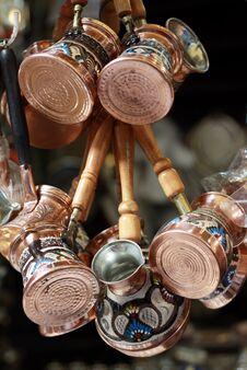 Free Anatolian Coffee Pot Stock Images - 23630284