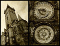 Free Prague Astronomical Clock Stock Image - 23646331
