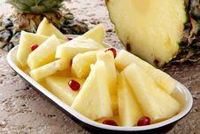 Free Pineapple Royalty Free Stock Photos - 23642218