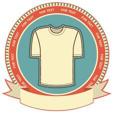 Free Clothes Label Set On White. Stock Photo - 23642720
