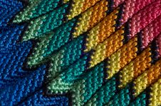 Free Color Detail Blankets Stock Images - 23646574