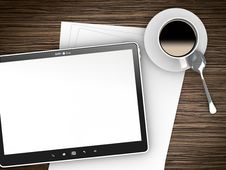 Free Tablet PC Stock Photos - 23647193