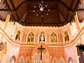 Free Church Interior Stock Photography - 23653232