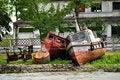 Free Old Fisherman Boats Stock Photo - 23657110