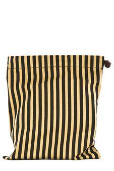 Free Drawstring Bag Royalty Free Stock Photos - 23657058