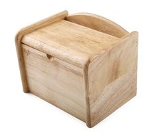 Free Wooden Saltbox Stock Photography - 23657272