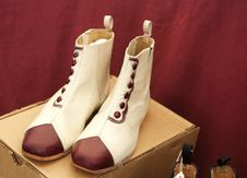 Free Vintage Boots Stock Photo - 23658660