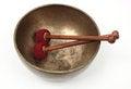 Free Tibetan Singing Bowl Stock Photos - 23661683