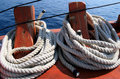 Free Boat Ropes Royalty Free Stock Image - 23665646