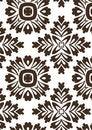 Free Vintage Floral Seamless Pattern Royalty Free Stock Image - 23669676
