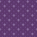 Free Violet Antique Seamless Wallpaper Stock Photo - 23669690