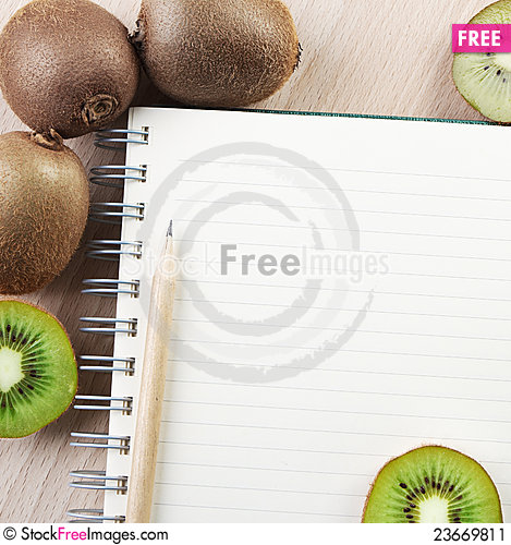 Free Writing A Recipe Stock Image - 23669811