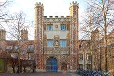 Free Tinity College, Cambridge, England Stock Photo - 23665680