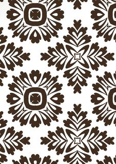 Free Vintage Floral Seamless Pattern Royalty Free Stock Image - 23669676