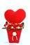 Free Flower Valentine Royalty Free Stock Photography - 23665617