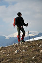 Free Hiker Royalty Free Stock Photo - 23674665