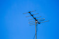 Free TV Antenna Royalty Free Stock Image - 23676506