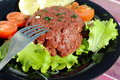 Free Raw Ground Beef With Vegetables Royalty Free Stock Photo - 23676915